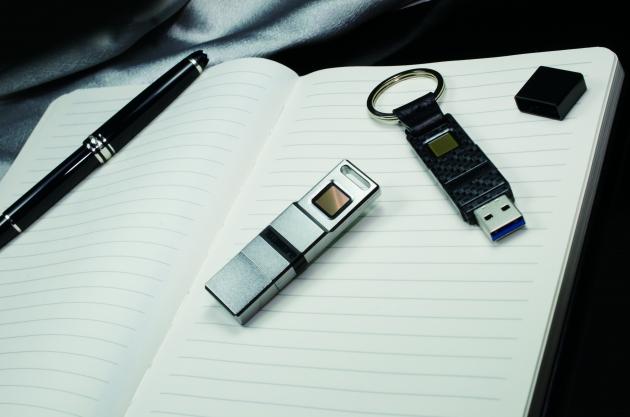Phecda II 指纹辨识碟 USB3.0 4