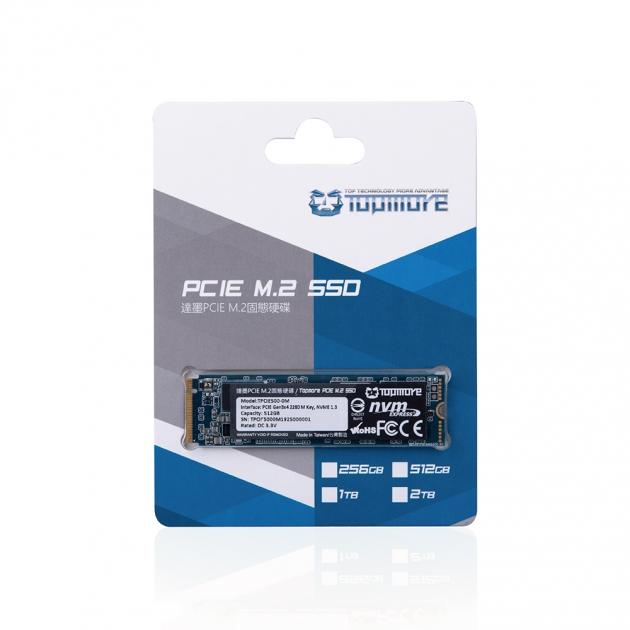 PCIE M.2 SSD (TPCIE500) 4