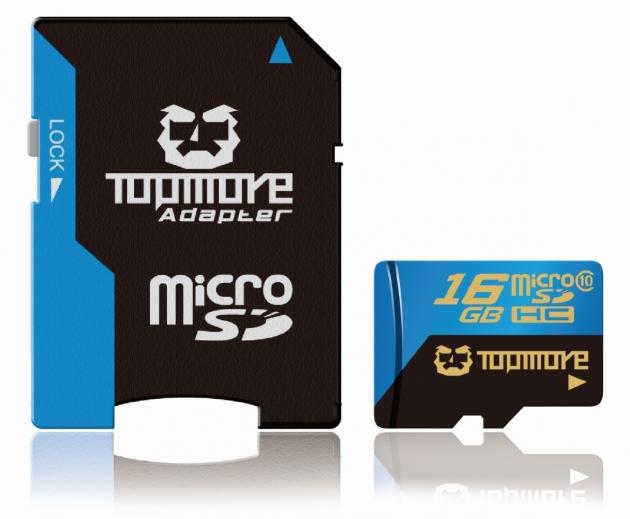 microSDHC Class 10 記憶卡 2
