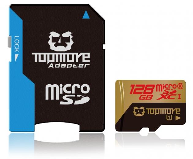 microSDXC UHS-I Class 10 記憶卡 2
