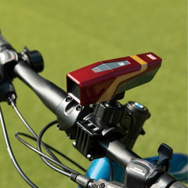 STM漫威系列脚踏车多功能专业配件 5
