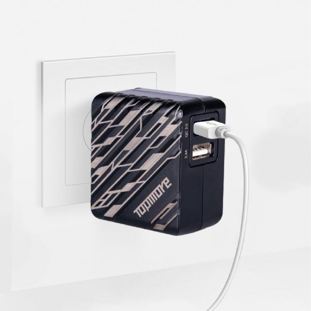 Quick Charge 3.0 双USB充电器 6