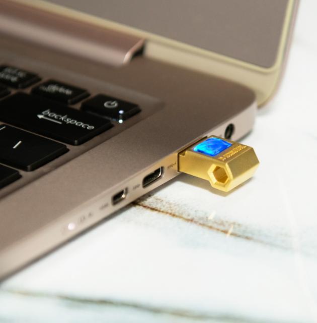 ZL 锌合金随身碟USB3.0 5