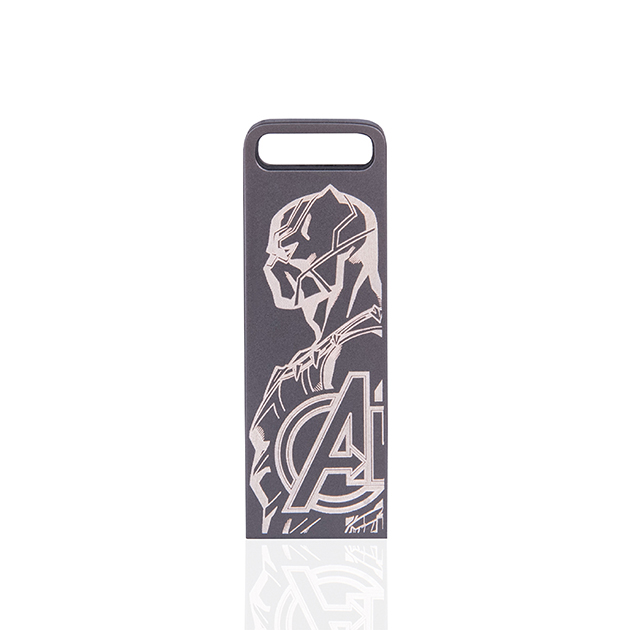 ZXM Marvel Three in one Edition Flash Drive –laser marking 4