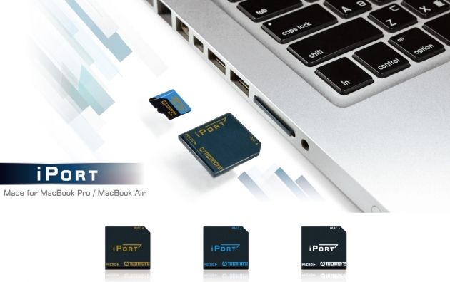 iport Mac microSD Memory Card Adapter Converter for Mac 4
