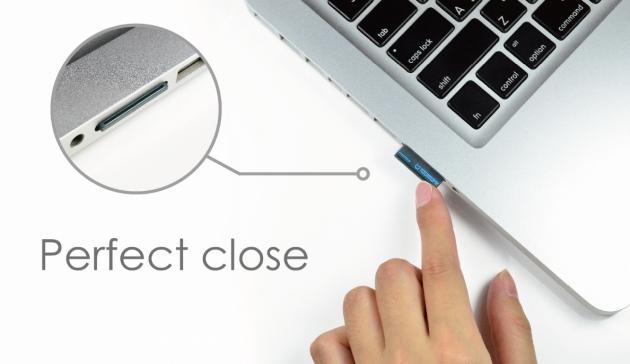 iport Mac microSD Memory Card Adapter Converter for Mac 6