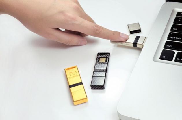Phecda II 指纹辨识碟 USB3.0 1