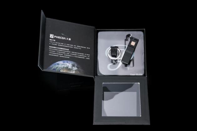Phecda II 指纹辨识碟 USB3.0 7