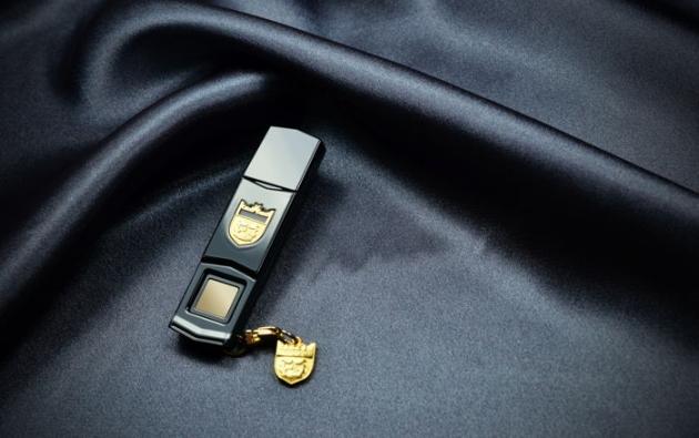 Phecda 指纹辨识碟 USB3.0 1