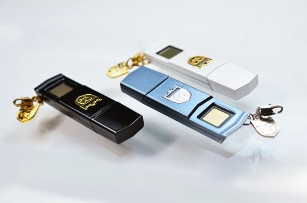Phecda 指纹辨识碟 USB3.0 2